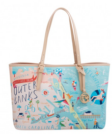 Outer Banks Large Tote