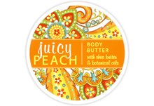 Juicy Peach Body Butter