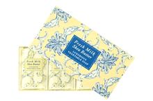 Fresh Milk Shea Butter Soap Set of 3