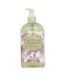 Autumn Garden Liquid Hand Soap