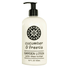 Cucumber & Freesia Hand & Body Lotion