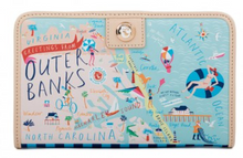 Outer Banks Snap Wallet