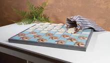 Seaside Checkerboard