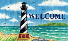 Welcome Mat Cape Hatteras Lighthouse