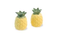Pineapple Salt & Pepper Shakers