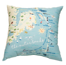 Outer Banks Pillow Indoor/Outdoor