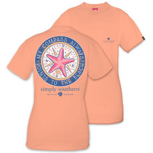 Simply Southern T-shirt Compass