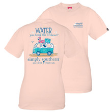Simply Southern T-shirt Water You Doing This Weekend
