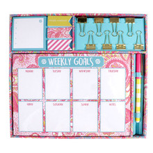 Simply Southern Weekly Stationary Set - Pretty Paisley