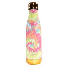 Simply Southern Water Bottle -Tie Dye