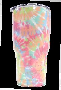 Simply Southern 30oz Tumbler - Tie Dye