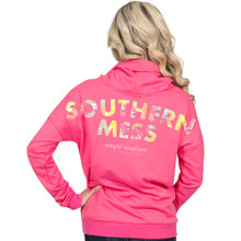 Simply Southern Cowl Neck Pullover - Southern Mess