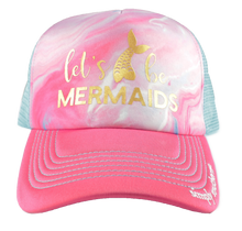 Simply Southern Hat - Let's Be Mermaids