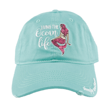 Simply Southern Hat - Ocean Life