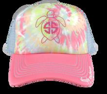 Simply Southern Hat - Tie Dye Turtle
