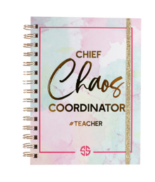 Simply Southern Notebook - Chaos Coordinator