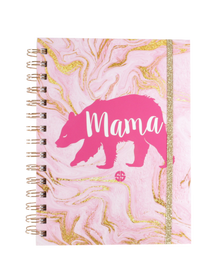 Simply Southern Notebook - Mama Bear