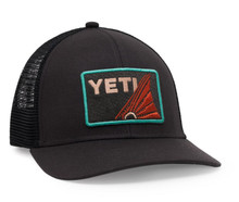 Yeti Redfish Patch Trucker Hat