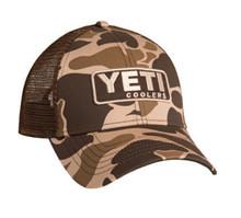 Yeti Camo Patch Trucker Hat