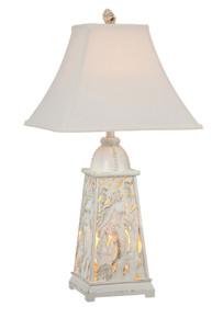 Mermaid Lamp with Night Light