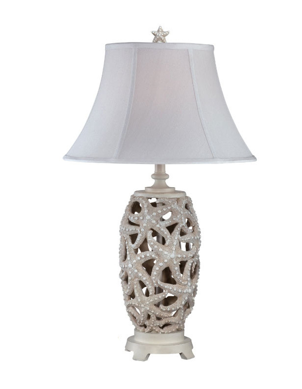 Merveilleux Starfish Table Lamp With Night Light. Price: $197.99. Image 1