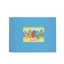 Flip Flops Guest Book