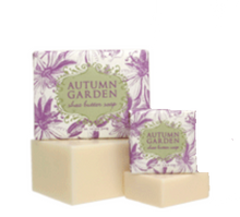 Autumn Garden Shea Butter Soap