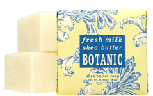 Fresh Milk Shea Butter Botanic Soap