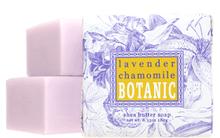 Lavender Chamomile Botanic Shea Butter Soap
