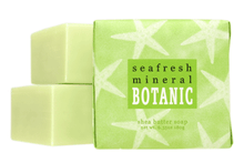 Seafresh Mineral Botanic Shea Butter Soap