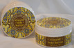 Almond Body Butter is 8.99 each. Photo is of two, showing top and side profile.