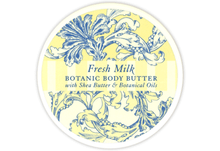Fresh Milk Botanic Body Butter