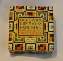 Men's Beeswax Lip Balm