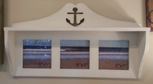 Anchor Shelf 3 Photo Frame