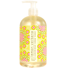 Lemon Verbena Luxurious Liquid Hand Soap