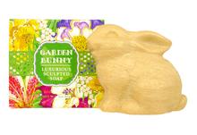 Garden Bunny Luxurious Sculpted Soap