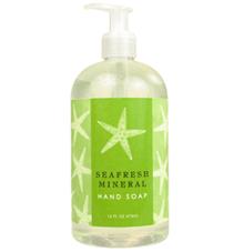 Seafresh Mineral Liquid Hand Soap