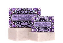 Lavender Sunflower Garden Soap