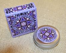 Beeswax Shea Butter Garden Lip Balm Assorted Designs