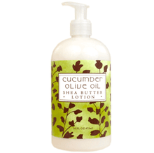 Cucumber Olive Oil Shea Butter Hand & Body Lotion