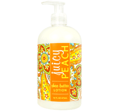 Juicy Peach Shea Butter Hand & Body Lotion