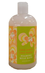 Juicy Peach Foaming Milk Bath