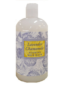 Lavender Chamomile Foaming Milk Bath