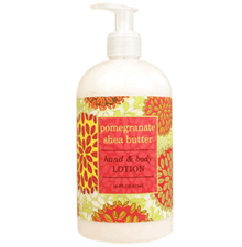 Pomegranate Shea Butter Hand & Body Lotion