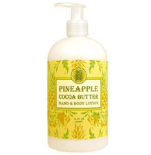 Pineapple Cocoa Butter Hand & Body Lotion