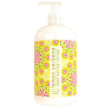 Lemon Verbena Shea Butter Hand & Body Lotion