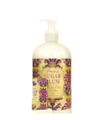 Frosted Sugar Plum Shea Butter Hand & Body Lotion