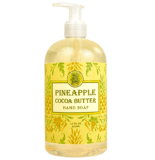 Pineapple Cocoa Butter Liquid Hand Soap