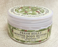 Fresh Holly Winter Body Butter