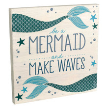 Be a Mermaid Wall Art